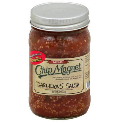 Chip Valley Salsa Chip Magnet Mild