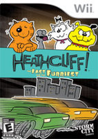 Storm City Games Heathcliff The Fast and the Furriest