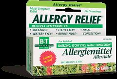 Boericke & Tafel Allergiemittel AllerAide®
