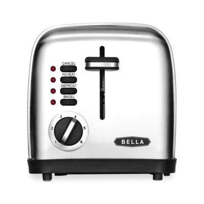 Bella 14307 2-Slice Polished Toaster