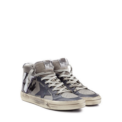 2.12 Leather Sneakers Gr. EU 39