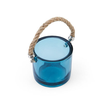 Kohls Studio Nova Tealight Candle Holder (Blue)