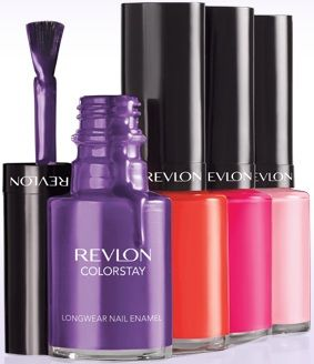 Revlon ColorStay™ Longwear Nail Enamel