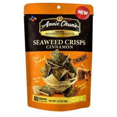 Annie Chun's Seaweed Crisps, Cinnamon