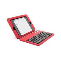 Griffin Keyboard Red Folio Case for iPad Mini