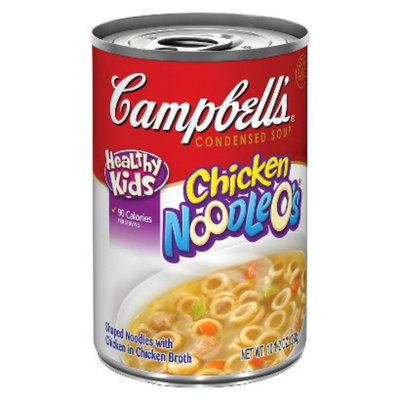 Campbells Campbell's Chicken Noodles O's Condensed Soup 10.5 oz