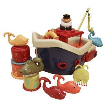 B. toys B. Fish & Splish Boat
