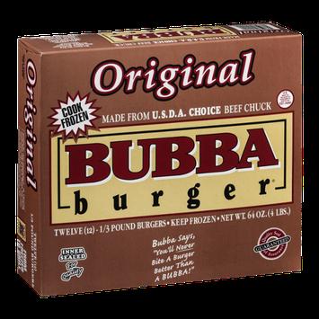 Bubba Burger Original - 12 CT