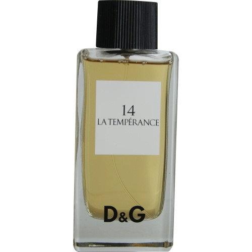 df292f0221033c D   G La Temperance 14 by Dolce   Gabbana Eau De Toilette Spray 3.3 oz  Reviews 2019