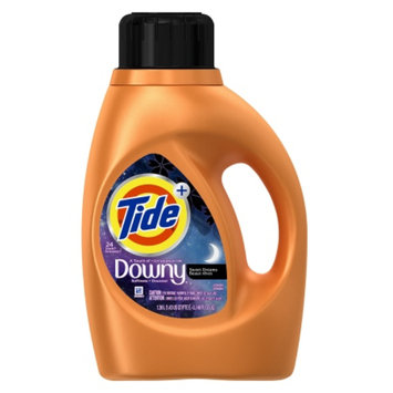 Tide Plus Downy Liquid Laundry Detergent 24 Loads, Sweet Dreams, 46 fl oz