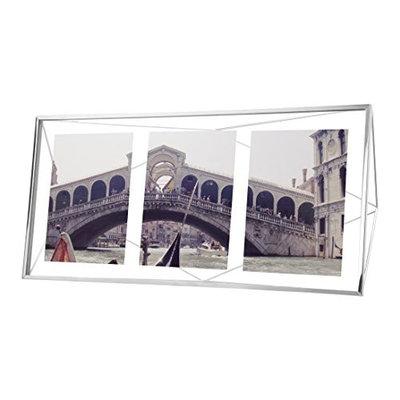Umbra Prisma Picture Frame, 4 by 4-Inch, Copper [Copper, 4x4]