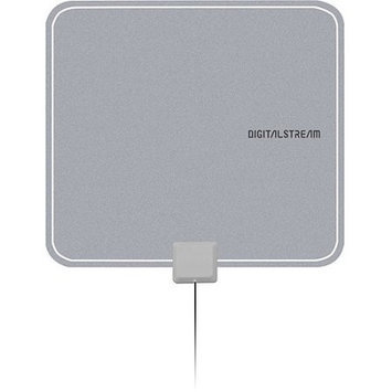 Digital Stream Ultra High Gain Flat Panel Indoor Antenna - DAQ1500D