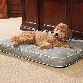 Doctors Foster & Smith Ultimate Classic Pet Bed (Beige/Khaki)
