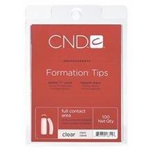 Creative Nail Tips Formation Natural False Nails