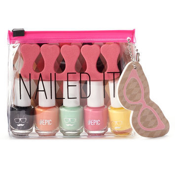 Simple Pleasures 5-pc. Hipster Critters Nail Polish Gift Set