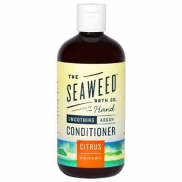 The Seaweed Bath Co. Argan Conditioner, Smoothing Citrus, 12 fl oz