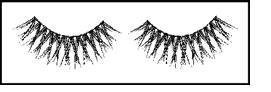 Reese Robert Dazzler Strip Lashes with Adhesive