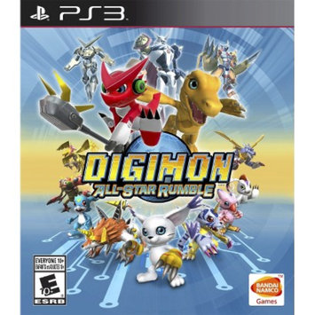 Namco Digimon All-Star Rumble (PlayStation 3)