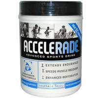 Endurox Accelerade Advanced Sports Drink Mountain Berry 30 Servings