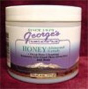 Georges Aloe Honey Almond Scrub
