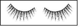Reese Robert Sizzle Strip Lashes with Adhesive