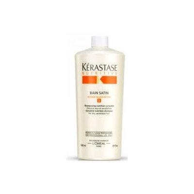 Kerastase Nutritive Bain Satin 2 Nutrition Shampoo For Dry and Sensitized Hair