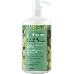 Cuccio Pedicure Extended Massage Lotion