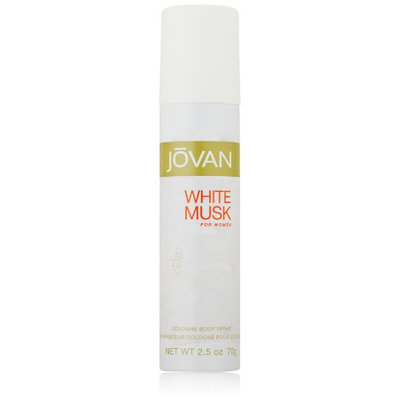 White Musk for Women Body Spray by Jovan
