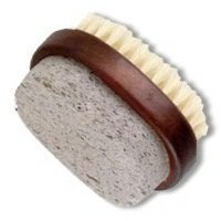 Bath Accessories Pumice Stone with Nail Brush