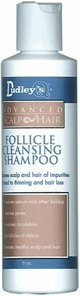 Dudley's Advanced Scalp And Hair Follicle Cleansing Shampoo
