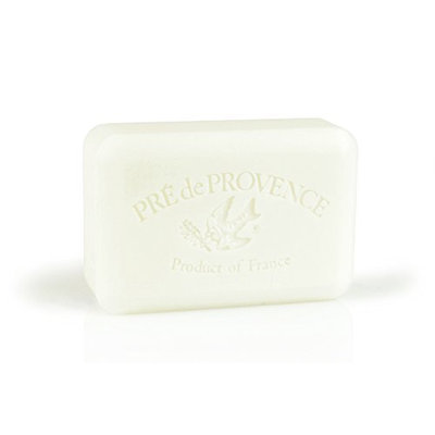 Pre de Provence Soap Shea Enriched Everyday 250 Gram Extra Large French Soap Bar - Milk