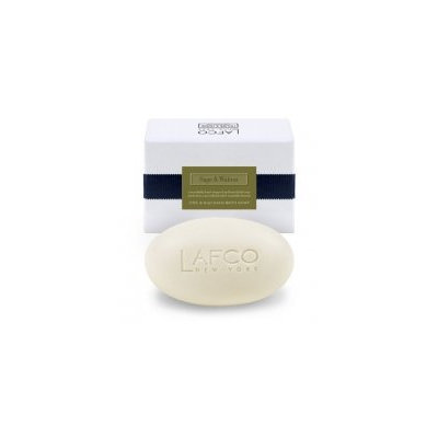 LAFCO House & Home Bar Soap - Sage & Walnut
