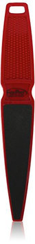 For Pro Pedicure Paddle Foot File Red 80/180 Grit