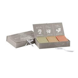 Caswell-Massey Botanicals Soap Assortment