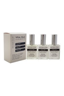 Demeter White Musk Studio Set