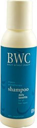 Beauty without Cruelty Daily Benefits Shampoo