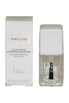 Top Coat Nail Enamel for Women by Christian Dior