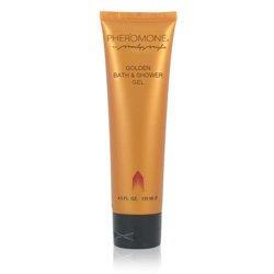 Pheromone By Marilyn Miglin For Women. Golden Bath & Shower Gel 4.5 oz