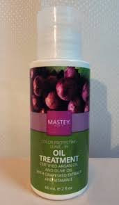 Mastey Color Protection Leave In Oil Treatment