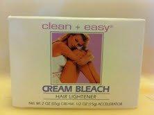 Clean Plus Easy Cream bleach