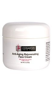 Life Extension Anti-Aging Rejuvenating Face Cream with Coffee Extracts