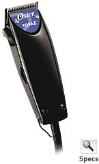 Oster Topaz Clipperwith Adjustable Cryonyx Blade System