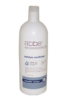 Pure Moisture Conditioner By ABBA for Unisex