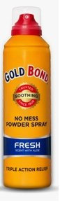 Gold Bond No Mess Spray Powder