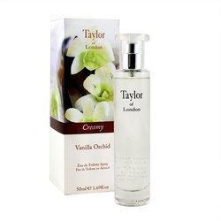 Taylor Of London Vanilla Orchid For Women Eau De Toilette Spray 1.69 Oz / 50 Ml By Taylor Of London