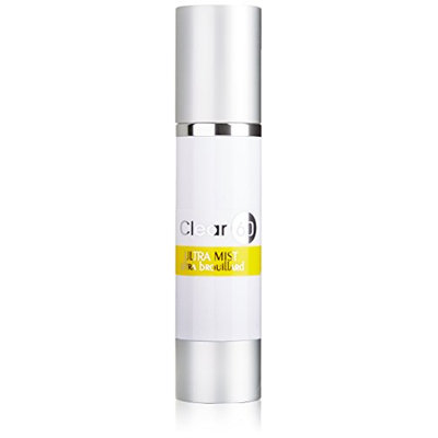 Clear Ultra Mist with Broccoli extract acne rosacea eczema breakthrough