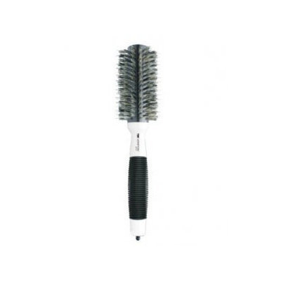 Krypton Carbon Tifi Blend Solid Thermal Round Brush