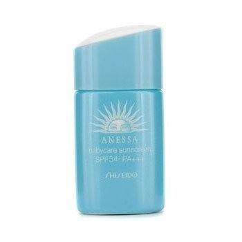 Shiseido Anessa Baby Care Sensitive Skin Sunscreen SPF 34 Pa+++