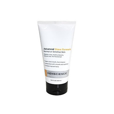 MenScience Androceuticals Advanced Shave Formula