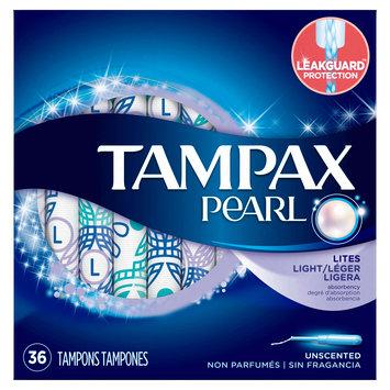 Tampax Pearl Lites
